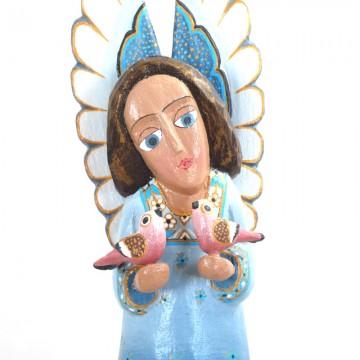 Anioł (błękitny)