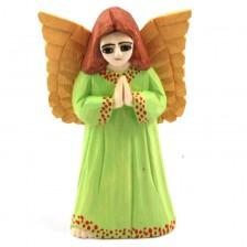 Zielony aniołek