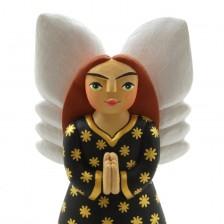 Anioł w czarnej sukni