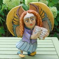 Anioł z Pismem Świętym