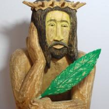 Chrystus Frasobliwy (W. Berus)