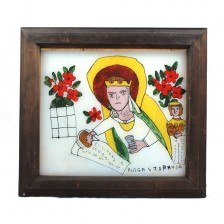 """Kinga Uzdrawia"" - lata 80."