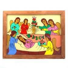 Zaśnięcie Matki Boskiej - A. Padoł