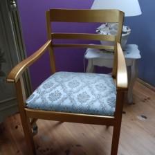 Fotel po renowacji (lata 50te)
