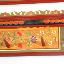 Półka ręcznie malowana (Rumunia)