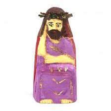 Pensive Christ / Christ Worried