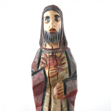 Chrystus z Otwartym Sercem